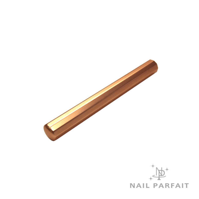 Nail Parfait Brush Cap (10 Square) Matt Light Orange