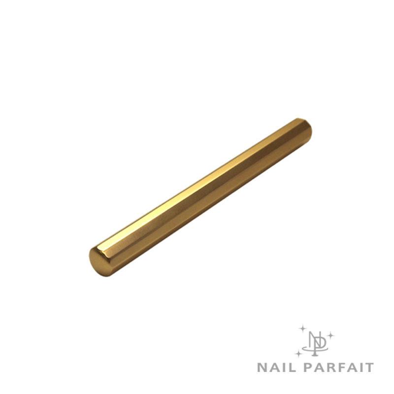 Nail Parfait Brush Cap (10 Square) Matte Gold