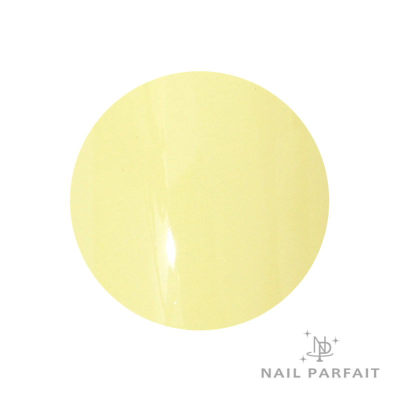 Nail Parfait Color Gel A53 Pale Yellow