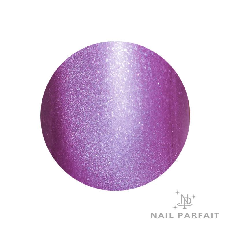 Nail parfait magnet glow gel S26 Emmanbrie Violet