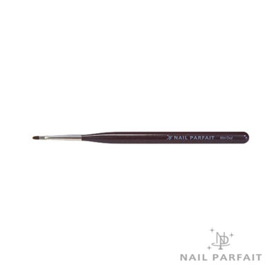 Nail Parfait Mini Oval Brush
