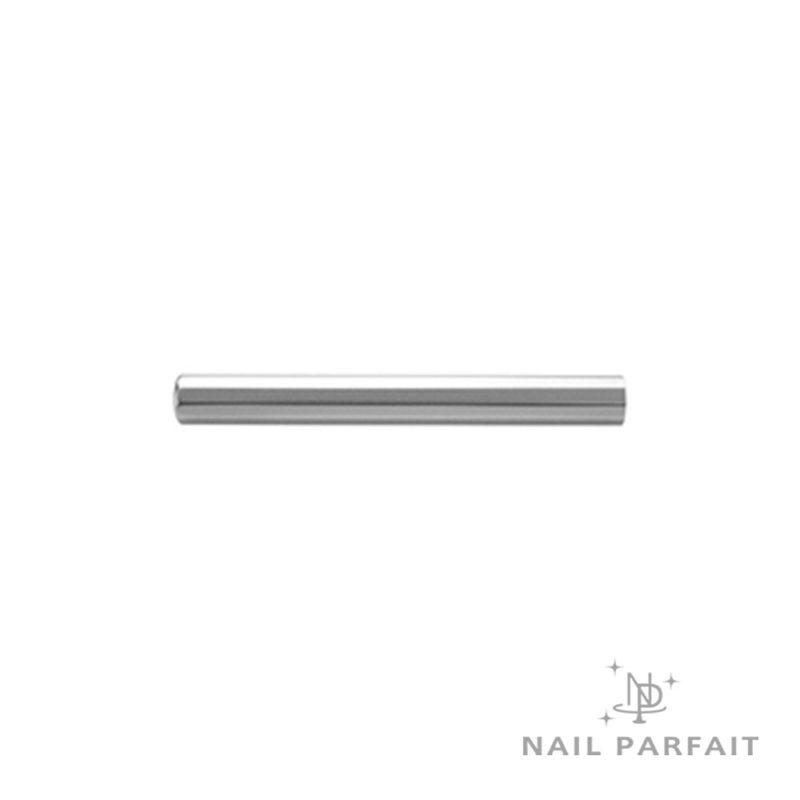 Nail Parfait Brush Cap (10 Square) Matt Silver