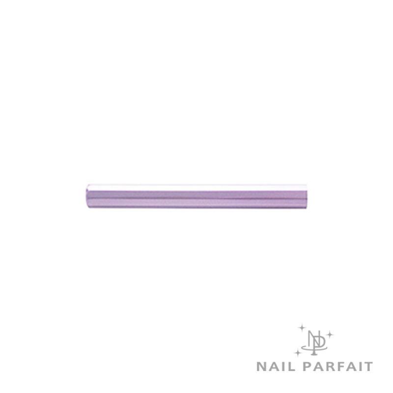 Nail Parfait Brush Cap (10 Square) Mat Purple