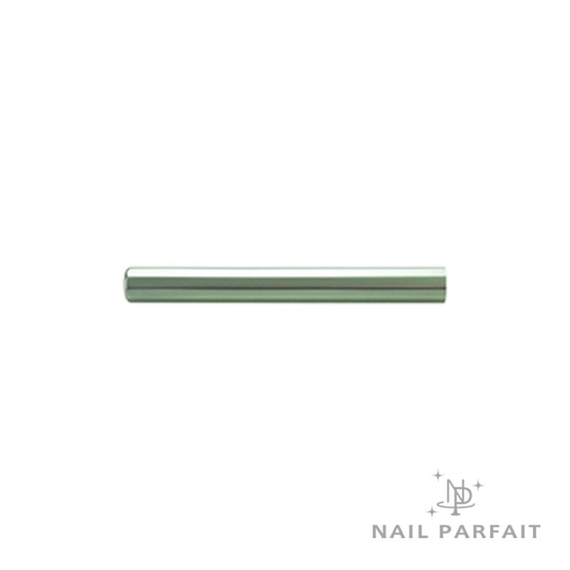 Nail Parfait Brush Cap (10 Square) Mat Green