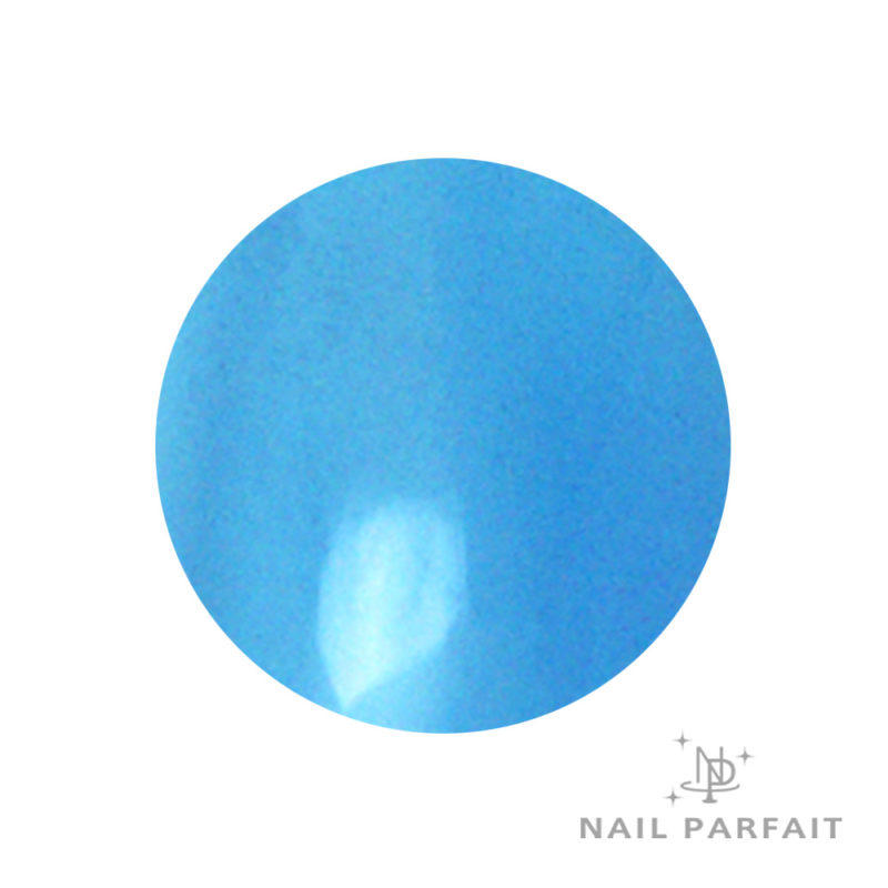 Nail Parfait Clear Color Gel C4 Clear Marine Blue