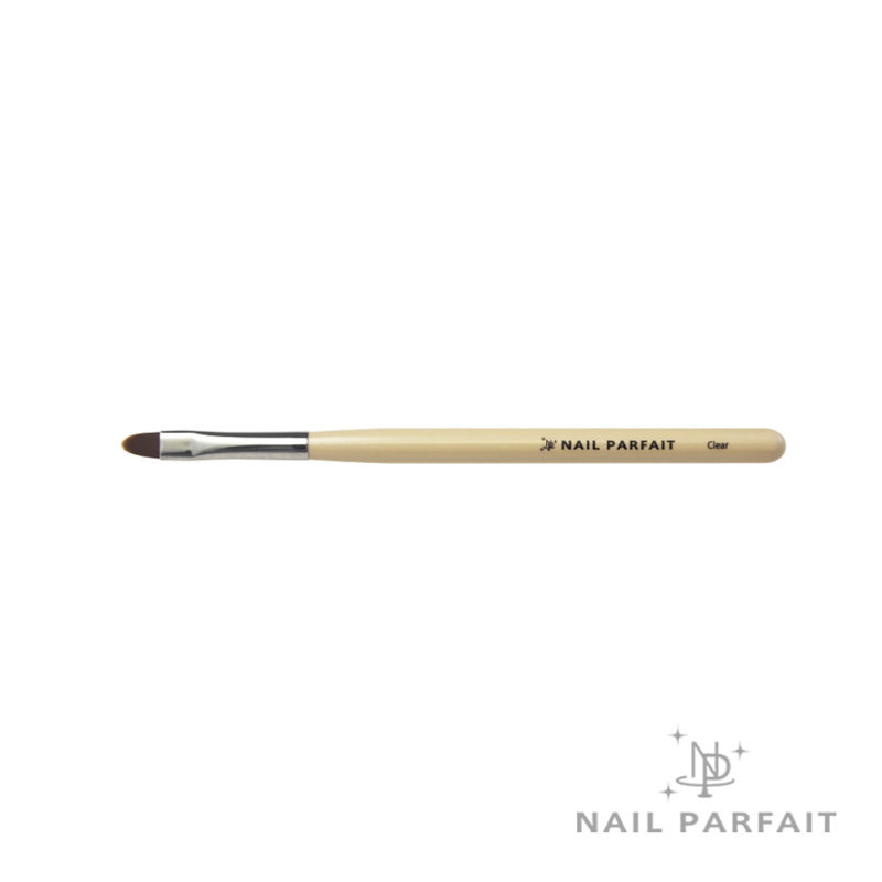 Nail Parfait Clear Brush