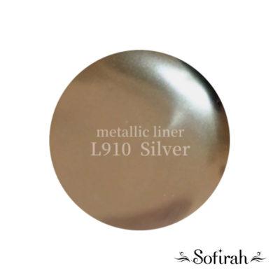 Sofirah Metallic Liner KAGAMI Silver L910