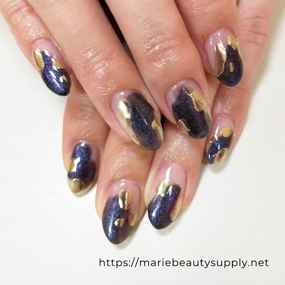 Nuance Paint x Mirror Nails.